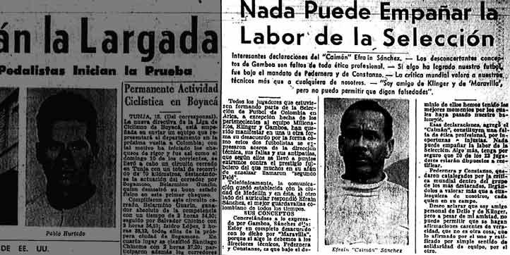 Tras el Mundial, hubo rumores de fricciones en el equipo. El 'Caimán' Sánchez rechazó esas versiones.