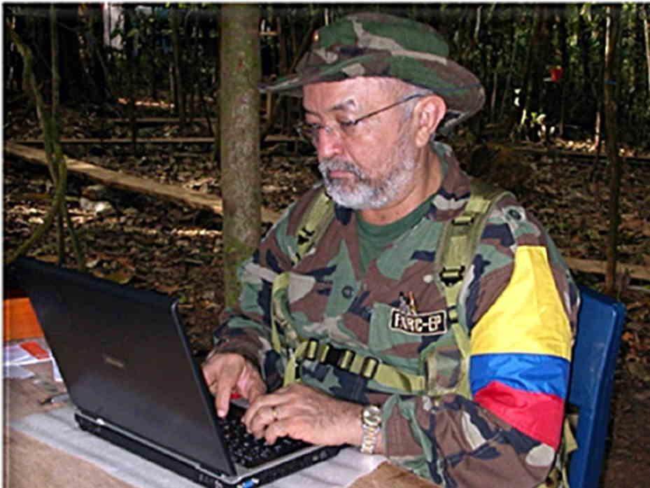Los archivos secretos de Raúl Reyes