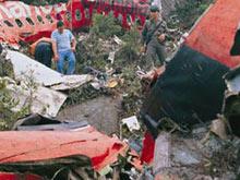 Homenaje a las víctimas del atentado de Avianca