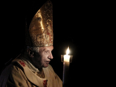 Momentos controvertidos del Papa Benedicto XVI