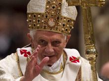 Renuncia de Benedicto XVI como Papa