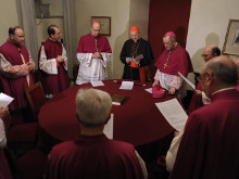 Los retos del sucesor de Benedicto XVI