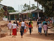 San Vicente del Caguán, un pueblo que fue laboratorio de paz