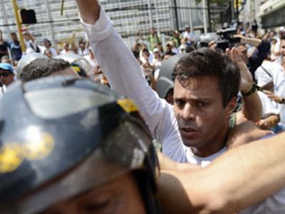 Leopoldo se reunió con Diosdado antes de entregarse: madre de opositor