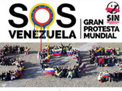 En las redes sociales se libra una 'guerra' por Venezuela
