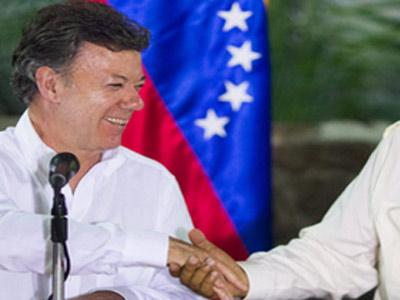 ¿Hasta dónde llegará disgusto de Maduro por declaraciones de Santos?