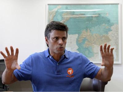 Todos los ojos en Venezuela están sobre Leopoldo López