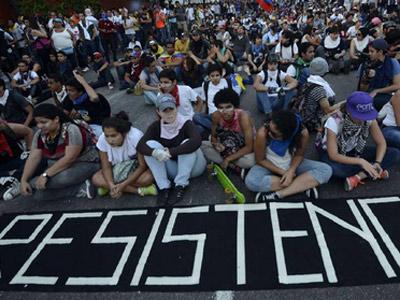 Oposición venezolana convoca a nueva jornada de marchas