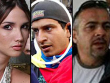 Génesis, Roberto, Juan y Bassil: los muertos que enlutan a Venezuela