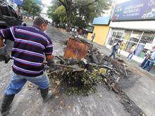 Gobierno venezolano reporta calma en Táchira