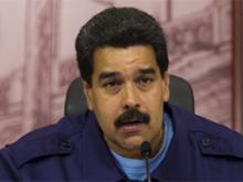 Maduro dice que Venezuela seguirá trabajando por la paz en Colombia