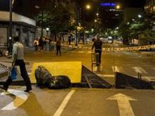 Calles y carreteras bloqueadas en diferentes ciudades de Venezuela