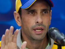 Capriles evalúa si asiste o no al Consejo Federal en Venezuela