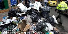 Las basuras, el tal�n de aquiles de Petro