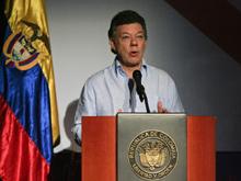 El presidente Santos, el de mejor intención de voto: encuesta