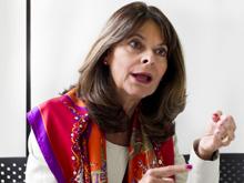 'Exijo que el partido deje la coalición de Gobierno': Marta L. Ramírez