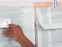 Debate por solicitud sobre filiación política de jurados de votación