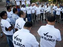 El voto en blanco no es el 'coco' para las presidenciales