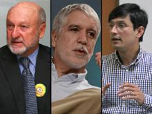 Peñalosa, Sudarsky y Romero, las cartas de la Alianza Verde