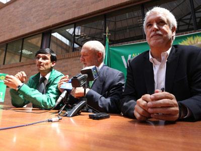 Otro portazo verde a Petro por cuenta de los precandidatos de Alianza