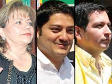 Cinco candidatos en Santander son herederos de políticos condenados