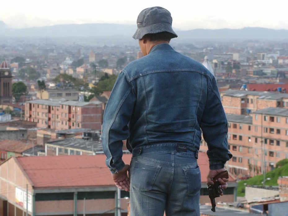 Bogotá, una ciudad que busca desarmarse