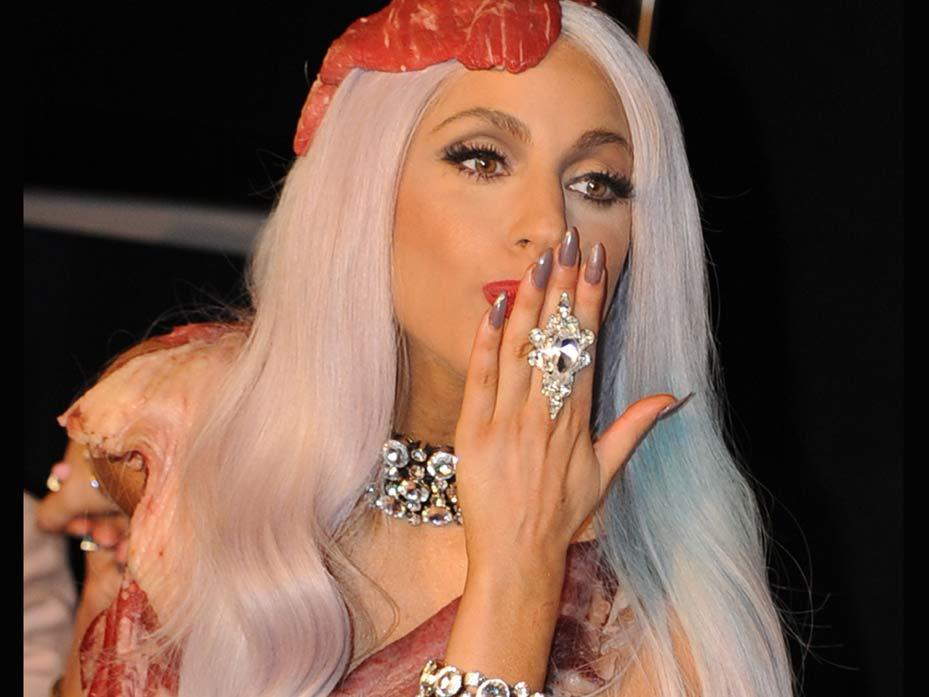 Momentos impactantes de Lady Gaga