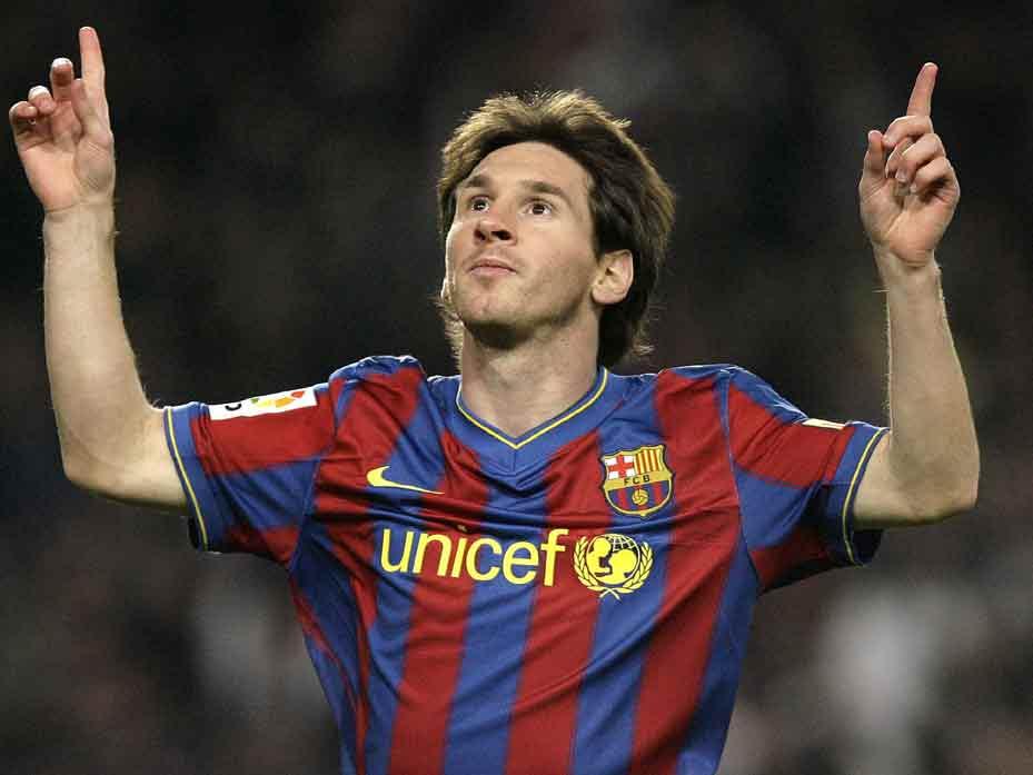 Lionel Messi: la cara del astro fuera de la cancha