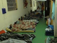 En la Picota los presos doblan la capacidad