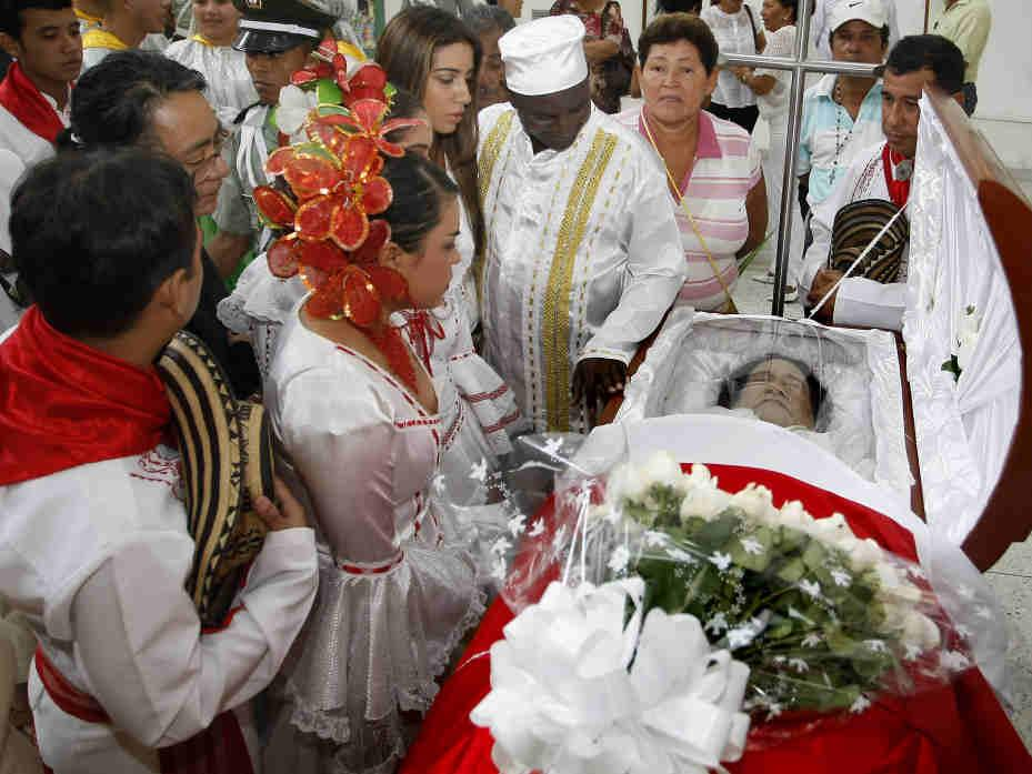 Esthercita Forero, la gran dama del Carnaval de Barranquilla
