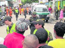 'No les voy a dar un peso': comerciante en Santa Marta