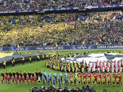 Galería de fotos: Así se vive la final de la Liga de Campeones
