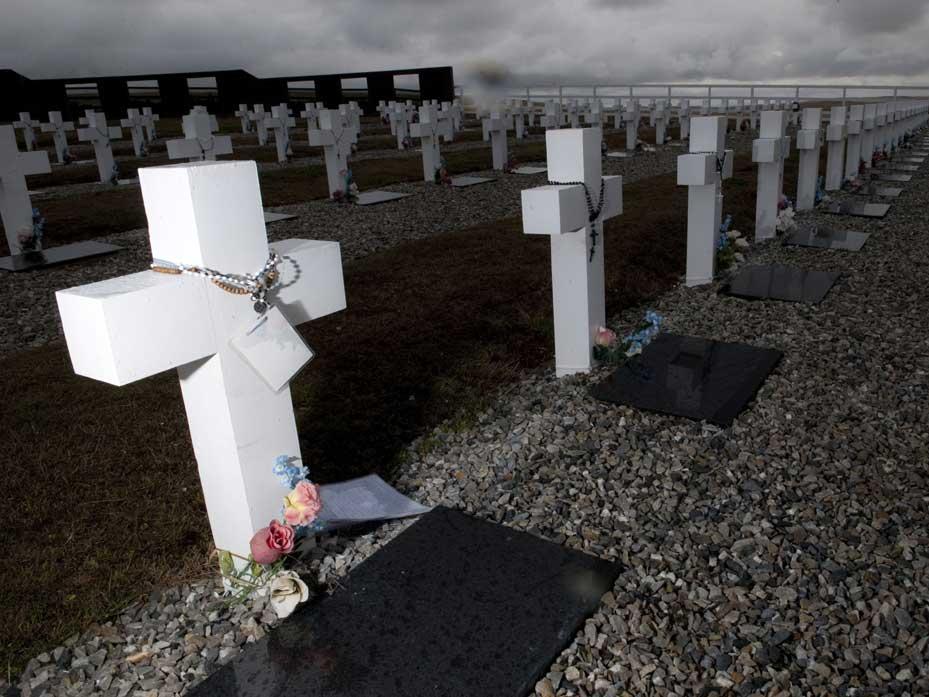 Malvinas, guerra en el fin del mundo