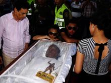 En Valledupar habr� cuatro d�as de duelo por muerte del Cacique