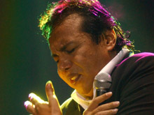 El mundo de la música llora la muerte de Diomedes Díaz
