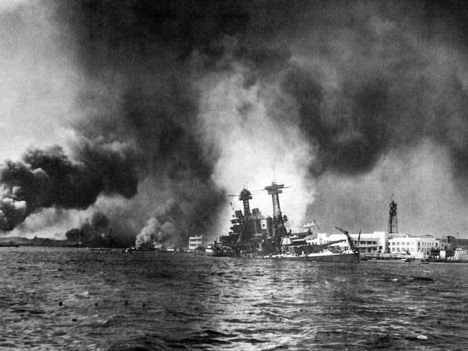 Se cumplen 70 años del ataque a Pearl Harbor