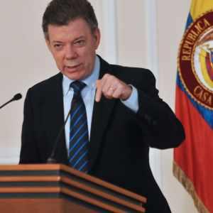 Santos insiste en la necesidad de negociar rápido