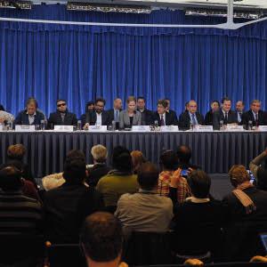 Enrique Santos habló en Estados Unidos sobre el proceso de paz
