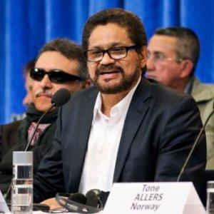 Declaración de Iván Márquez, jefe del equipo negociador de las Farc / Video