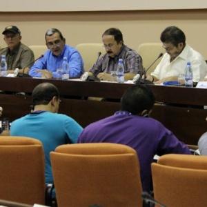 Primer encuentro de la nueva apuesta por la paz se dio en La Habana