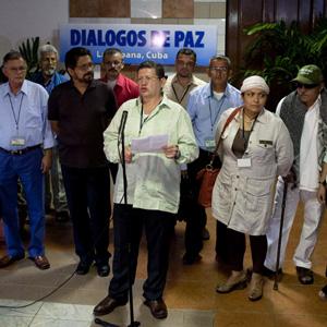 Proceso de paz: llegan nuevos integrantes de las Farc a equipo negociador
