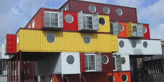Contenedores ecol gicos otro tipo de espacios para vivir - Contenedores para vivir ...