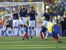 Ecuador venció a Colombia en la sexta fecha de la eliminatoria