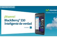 Publirreportaje: BlackBerry Z10, el m�s inteligente de todos los Smartphones