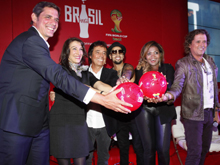 Himno para Brasil 2014