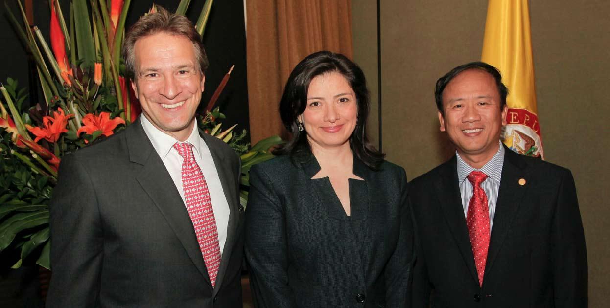 Nuevo embajador de Vietnam