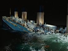 Así fue el naufragio del Titanic