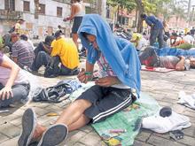 Polémica por medidas para habitantes de calle