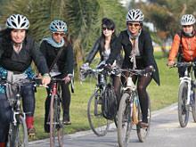 La buena hora de los ciclistas urbanos en América Latina