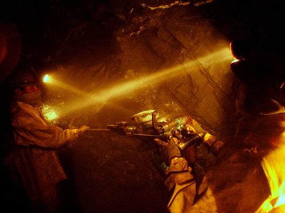 Producción y regalías del oro en Colombia